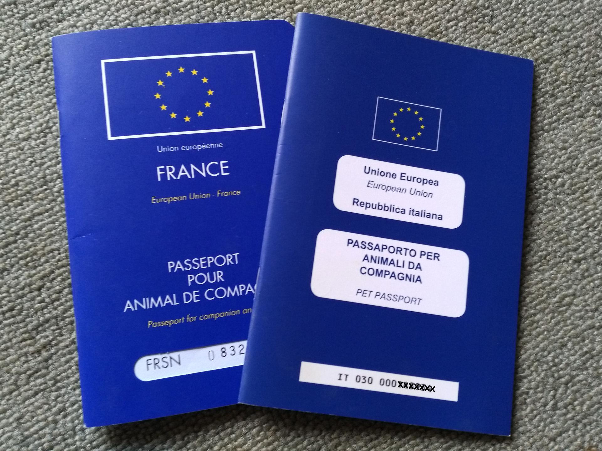 come fare passaporto cane milano