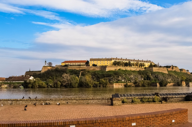 Novi Sad, la fortezza