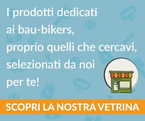 Oggetti utili per viaggiare con il cane in moto, scooter e bici