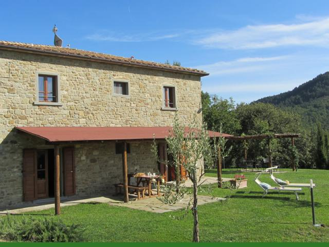 Country house pet friendly cani ammessi in Toscana Anghiari Arezzo - Locanda del Viandante