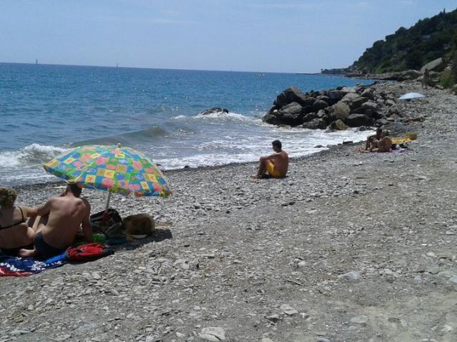 Bagni Nel Blu Spotorno : Spiagge laghi fiumi piscine cani animali ammessi italiau003eliguria