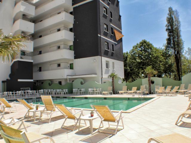 Vacanze e weekend con il cane in emilia romagna dogwelcome - Residence rimini con piscina ...