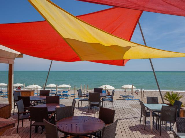 Spiaggia pet dog friendly Marche Porto Recanati