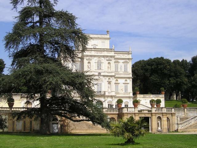 Villa Pamphili cani ammessi e aree cani Roma - Ph. Credits: Alinti (Own work) [Public domain], via Wikimedia Commons