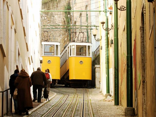 Elevador do Lavra - Ph. credits: Pedro Simões (Flickr) [CC BY 2.0  (https://creativecommons.org/licenses/by/2.0)], via Wikimedia Commons
