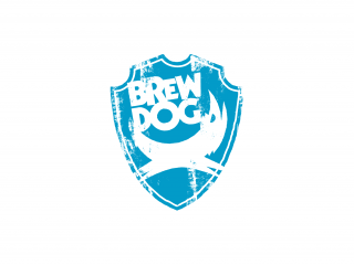 Il logo della Brewdog, birra dog friendly :-)