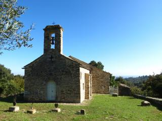 La Cappella di Santa Cristina - itinerario dog friendly